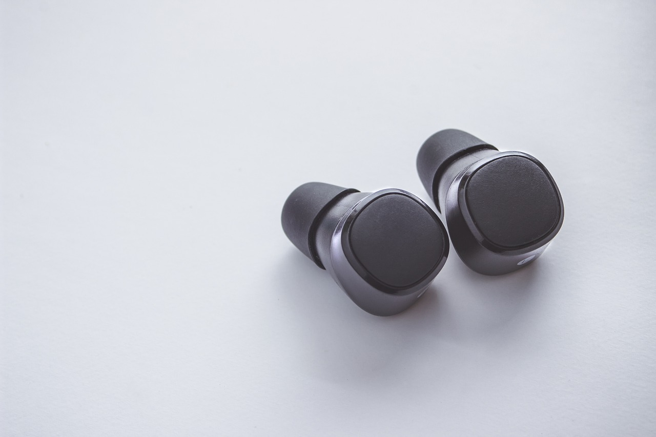 High End Wireless Earbuds